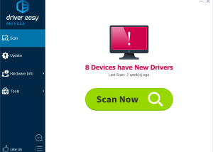 Driver Easy download screenshot