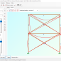 2D Frame Analysis Static Edition 6.5 screenshot