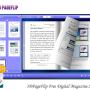 3DPageFlipFree Digital Magazine Software 1.0 screenshot