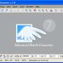 Advanced Batch Converter 8.0 screenshot
