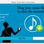 Aolor Free MP3 Converter for Mac 1.0.0 screenshot