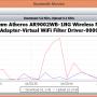 Bandwidth Monitor 1.8 screenshot