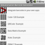Barcode Generator for Android 2011 screenshot