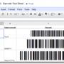 Native Google Sheets Barcode Generator 21.06 screenshot