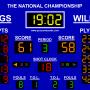 Basketball Scoreboard Premier v3 3.0.7 screenshot