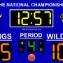 Basketball Scoreboard Standard v3 3.0.2 screenshot