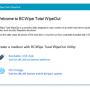 BCWipe Total WipeOut 4.2.02 screenshot