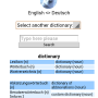 Blueseal Dictionary for Android 1.8.1 screenshot