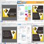 Business Cards Maker Software 8.3.0.1 screenshot