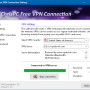 ChrisPC Free VPN Connection 2.08.07 screenshot
