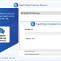 Cigati Outlook Duplicate Remover Tool 21.1 screenshot
