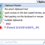 Clipboard Master 4.10.0 screenshot