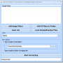 Convert White To Transparent In Multiple Images Software 7.0 screenshot