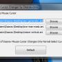 Daanav Mouse Cursor Software 1.0 screenshot