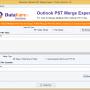 DataVare Outlook PST Merge Exprert 1.0 screenshot