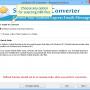 DBX to Outlook 2007 1.4.2 screenshot