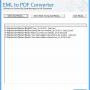 EML File Transfer as PDF 8.1 screenshot