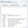 .EML to .PST Converter 7.0.4 screenshot