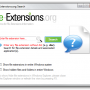 File-Extensions.org Search 0.2 screenshot