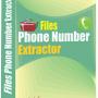 Files Phone Number Extractor 6.7.8.23 screenshot
