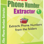 Files Phone Number Extractor 6.7.4.23 screenshot