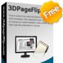 Free 3DPageFlip PDF to Flash for Mac 1.1 screenshot