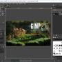 GIMP Portable 2.10.22 screenshot