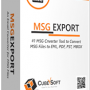 How to Import MSG File in Outlook 1.0 screenshot