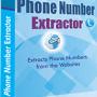 Internet Phone Number extractor 6.8.3.28 screenshot
