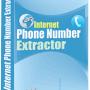 Internet Phone Number Extractor 6.8.5.28 screenshot