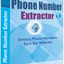 Internet Phone Number Grabber 6.8.3.28 screenshot