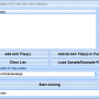 Join Multiple AAC Files Into One Software 7.0 screenshot