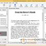 Jutoh for Mac OS X 3.08 screenshot