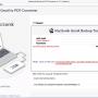 MacSonik Gmail to PDF Converter for Mac 21.4 screenshot