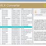 MBOX to EMLX Converter 1.0 screenshot