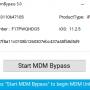 MDM Bypass iActivate Sofware 6 screenshot