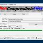 NonCompressibleFiles 4.01 screenshot