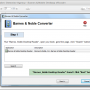 NOOK eBook to PDF Converter 2.1.0.273 screenshot