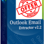 Outlook Email Extractor 2.2 screenshot