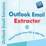 Outlook Email Extractor 6.1.2.23 screenshot