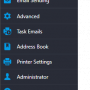 Print2Email Server 11.16 screenshot