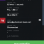 Pritunl for Mac OS X 1.0.2395.64 screenshot
