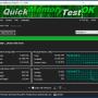QuickMemoryTestOK 2.77 screenshot