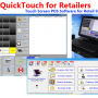 QuickTouch for Retailers POS Software 4.0 screenshot