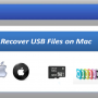 Recover USB Files on Mac 1.0.0.25 screenshot