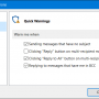 ReliefJet Quick Warnings for Outlook 1.3.2 screenshot