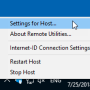 Remote Utilities Host 6.10.10.0 screenshot