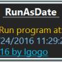 RunAsDate 1.7 screenshot