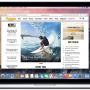 Safari for Mac OS X 14.0 screenshot