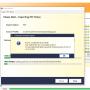 Save Outlook Folders as PDF 12.1 screenshot